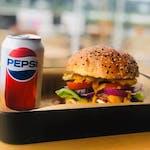 Burger chesse