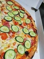 Pizza Czosnkowa  11