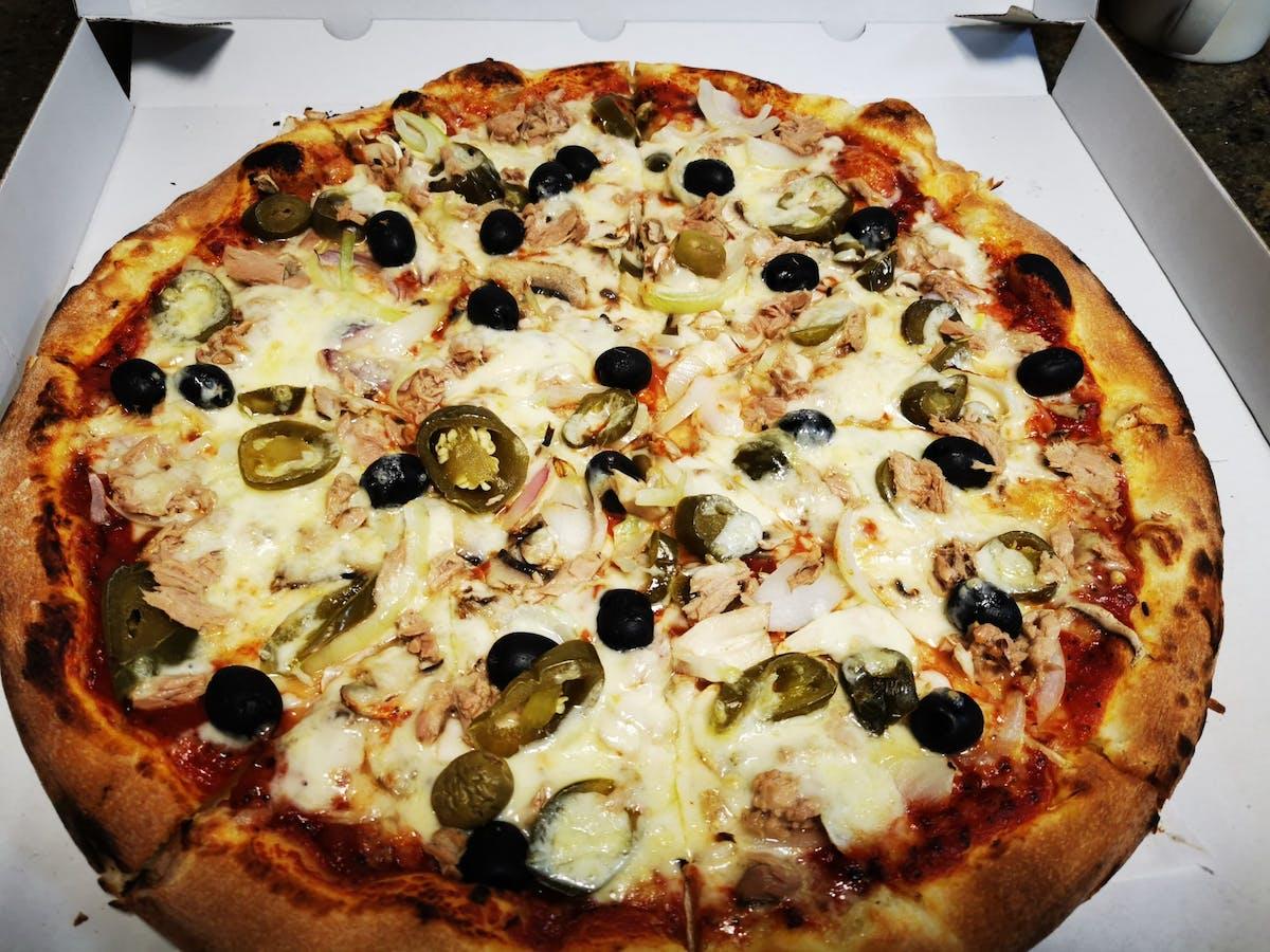 Pizza Turecka 54