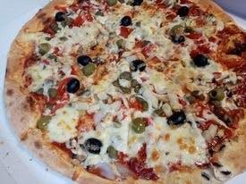 Pizza Vegetariana 8