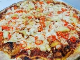 Pizza Gamberetto 50