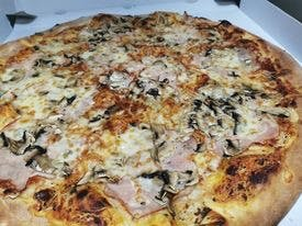 Pizza Capricciosa 4