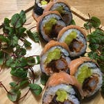 Futo Spicy Shrimps 8szt