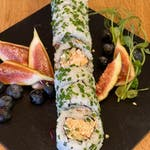 Uramaki phila grill salmon