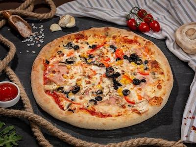 Pizza Capriciosa M