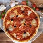 PIZZA ITALIANA - Piccante