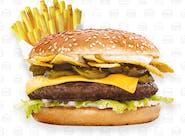 Burger menu Jalapeño