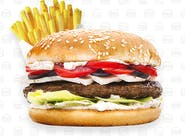Burger menu Tzatziki