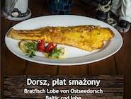Ryba Smażona: Dorsz bałtycki - płat