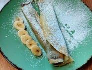 Naleśniki z Nutellą i bananem