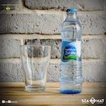 Woda niegazowana + butelka