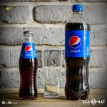 Pepsi  + butelka