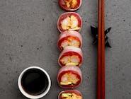 Sashimi maguro roll