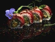 Uramaki spicy tuńczyk