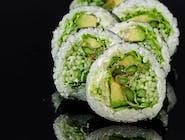 Futomaki Szparagi w tempurze