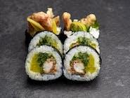 Futomaki krab soft shell w tempurze