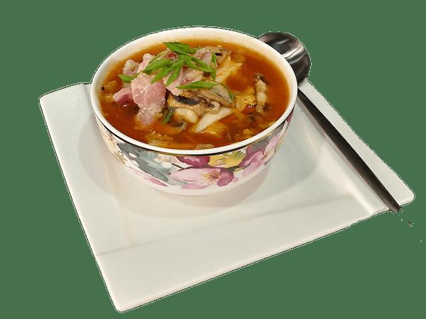 Kimchi Zupa
