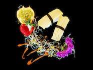 Nigiri omlet tamago