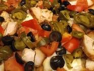 Pizza Amerykańska - Grecka