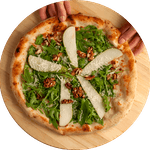 Pera e gorgonzola