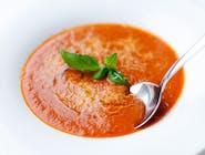 Krem z pomidorów pelati