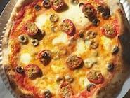 Pizza Peperoncino con Tonno
