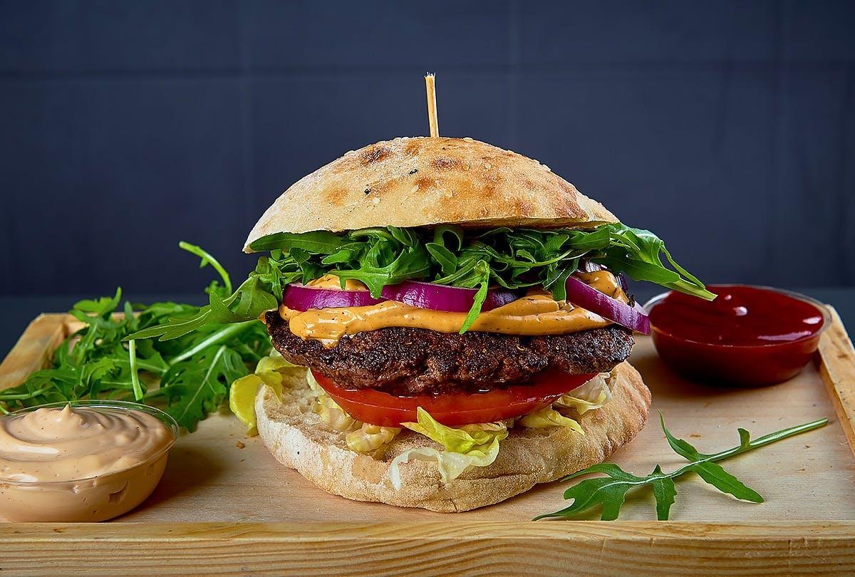 Burger SULTAN 220g