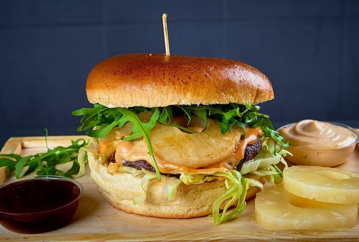 Burger ALOHA 220g