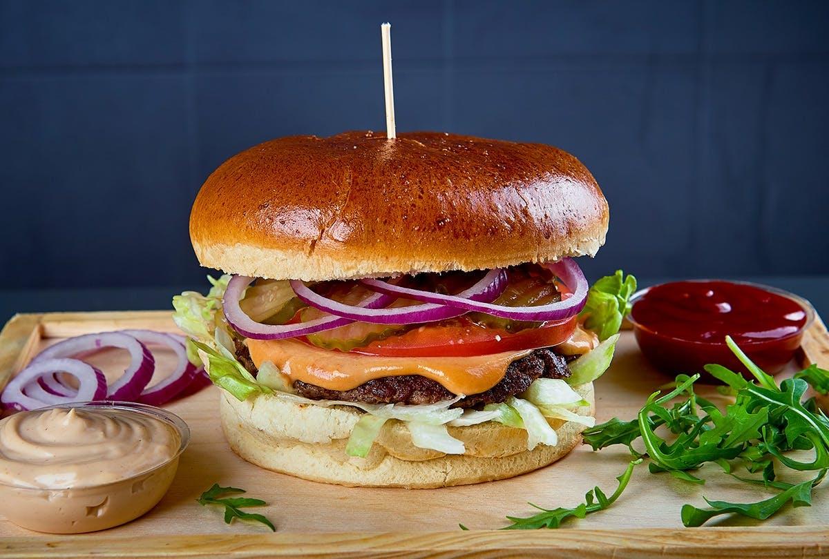 Burger CLASSIC 220g