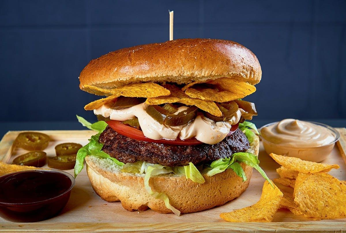 Burger BRONX 220g