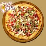 Pizza ulubiona: Deluxe z mięsem
