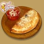 Pizza panzarotti: Czosnkowe
