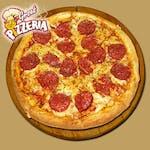 Pizza ulubiona: Peperoni