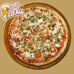 Pizza klasyczna: Wegetariańska