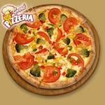 Pizza klasyczna: Warzywna
