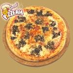 Pizza regionalna: Leśna
