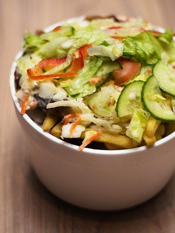 #SZTOSBOX - Kebab w kubełku