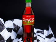 COCA - COLA LIME TASTE