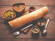 DOSA PLAIN / BUTTER / SPICY