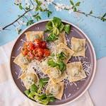 Pierogi gotowane włoskie