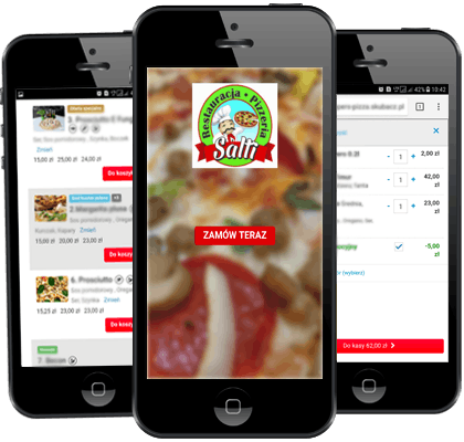 Obiady i pizza na telefon Lublin