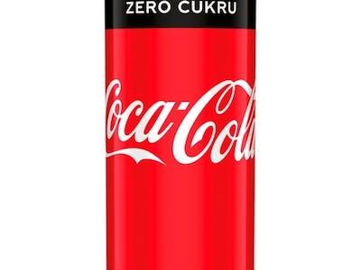 Coca Cola Zero Puszka