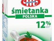 Mlekovita Śmietanka UHT 12% 0,5 L/PA Numer artykułu 16691827