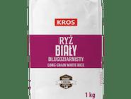 Kros Ryż biały długoziarnisty 1 KG/PA Numer artykułu 15757500