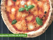 Pizza MARGHERITA EXTRA DI BUFALA