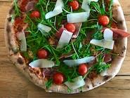 Pizza Parmeńska