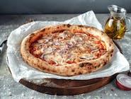 Pizza ton și ceapă