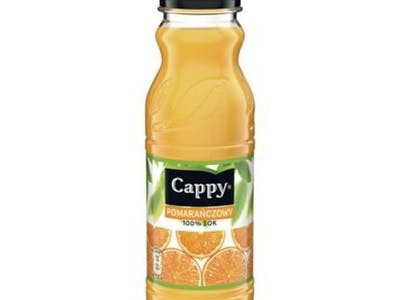 Sok CAPPY pomarańcz