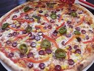 Pizza Mexicano