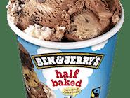 Ben & Jerry's Half Baked 500 ml